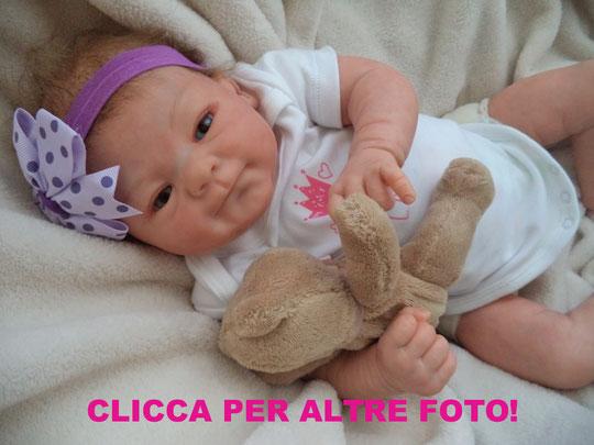 baby reborn COCO MALU Elisa Marx