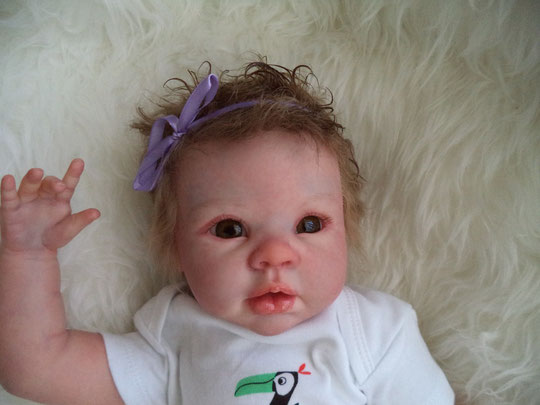 bambole reborn KRISTA Linda Murray