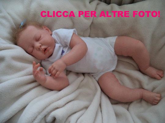 BABY REBORN CHLOE by Ann Timmerman