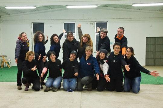 Corso Istruttori 2 Gentle Team 2010
