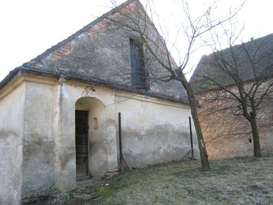 Untere Kellergasse - Presshaus von Johann Rossak