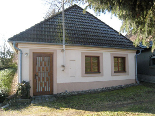 Untere Kellergasse - Presshaus von Karl Kaufmann