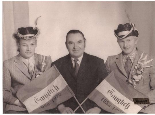 Jahrgang 1953: Hans Rieder und Herbert Üblauer