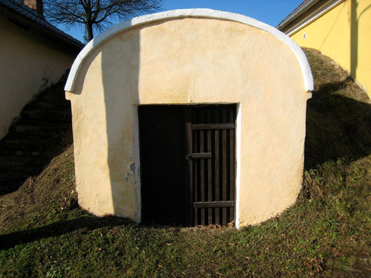 Untere Kellergasse - Vorkappl-Keller von Gottfried Steingassner