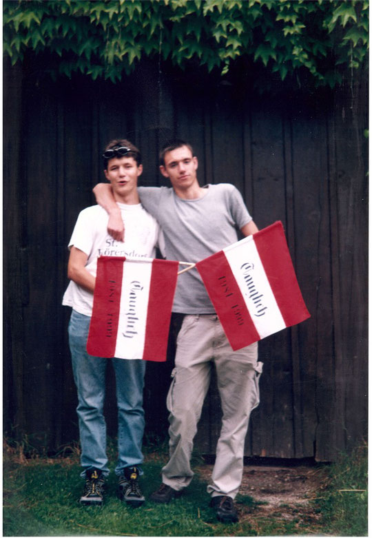 Jahrgang 1981: Wolfgang Inhauser und Michael Fröhlich