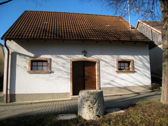 Untere Kellergasse - Presshaus von Erhard Wagner (vormals Gottfried Wagner)