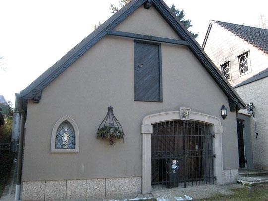 Untere Kellergasse - Presshaus von Kurt Aurednik (vormals Leopold Schneider)