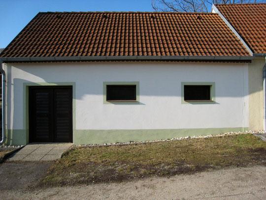 Obere Kellergasse - Presshaus von Siegfried Scheiner
