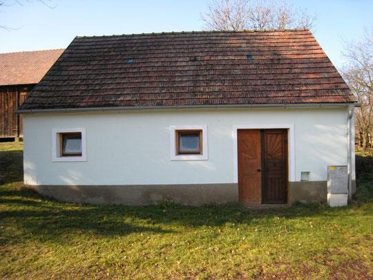 Obere Kellergasse - Presshaus von Günter Brüstl