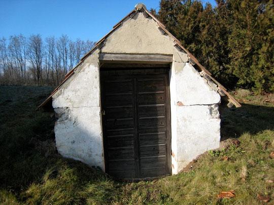 Untere Kellergasse - Vorkappl-Keller von Maria Fiby