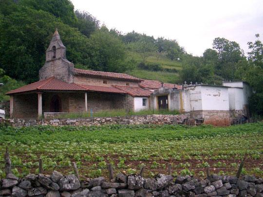 Iglesia de San Salvador de Ambás