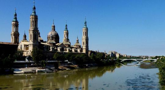 Kathedrale Zaragoza am Ebro