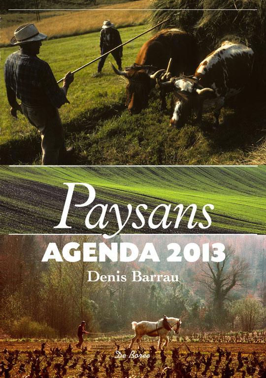 Agenda Paysan 2013