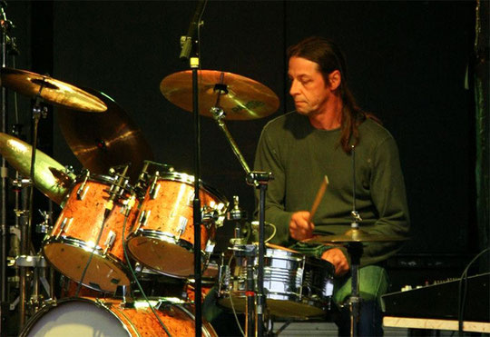 Ihr Schlagzeuglehrer Kay-Uwe Dörflinger