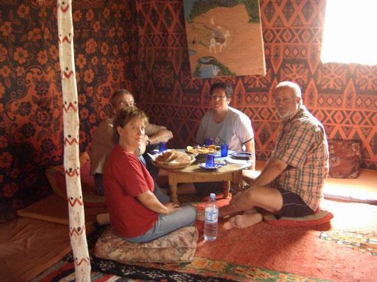 Zu Gast bei den Tuareg