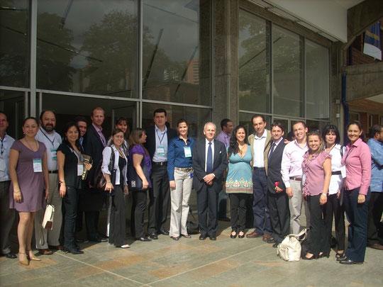 Comité Nacional 2010 en compañía del Dr. Jamil Salmi