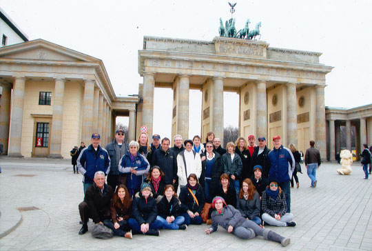 Stadtgarde Heilbronn Berlinreise 2011