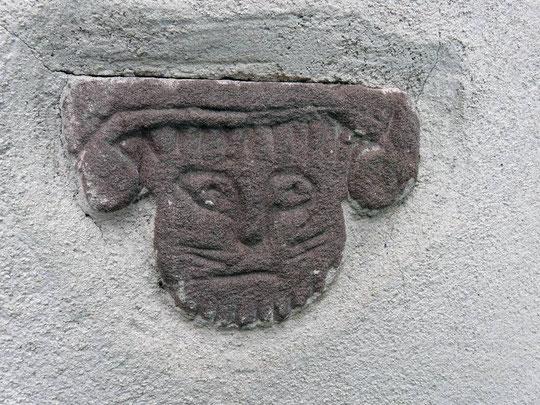 Mont Saint-Michel, Saverne, chapelle, symbole