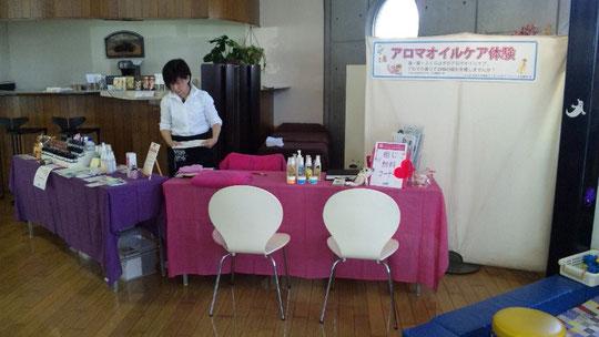 ネッツトヨタ巨勢店イベント準備中!