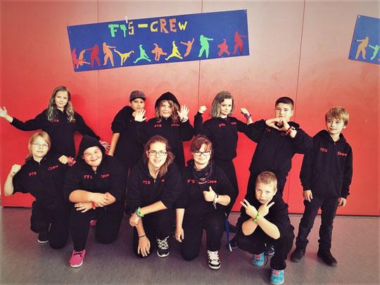 """Die """"FTS-Crew"""" (Foto Schä)"""