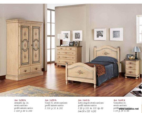 Camere da letto casaeco pavimenti e rivestimenti in for 3 camere da letto 3 piani del bagno