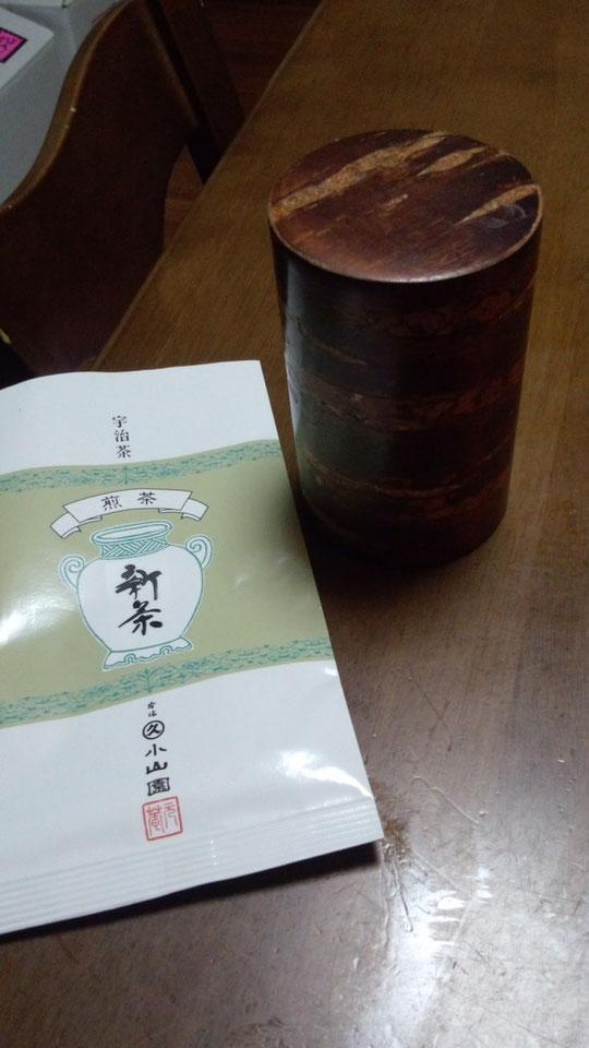 新茶の季節です(^O^)