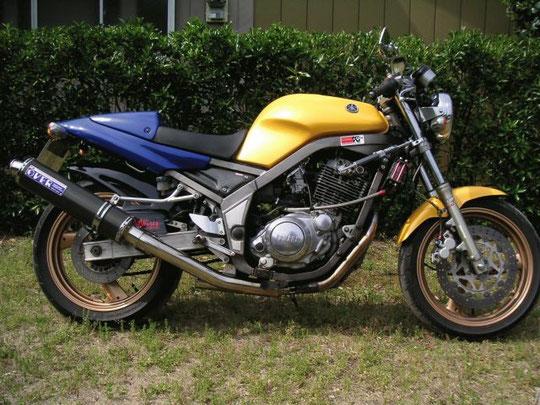 SRX400 カスタム
