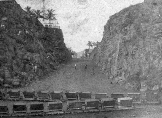 PHOTOGRAPHIE (Archives de la Mairie de Nouméa)