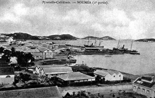 XII - NOUVELLE-CALÉDONIE - NOUMÉA.
