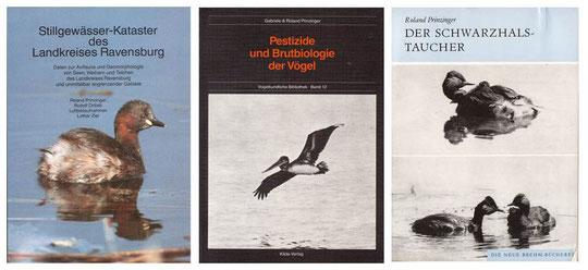 Buchtitel von Roland Prinzinger