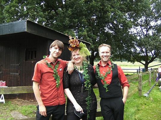 beim Gartenzauber, Gut Bissenbrook, 2011