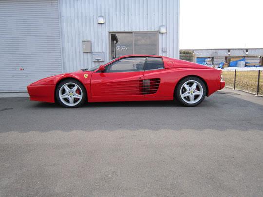 フェラーリ512TR