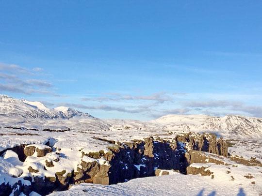 Þingvellir National Park Unesco site patrimonio Unesco Prco Nazionale Thingvellir Circolo d'oro Islanda placche tettoniche America e Asia