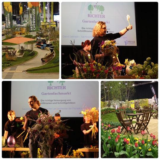 Frühlingsmesse 2011 in der Chemnitzer Messe Arena