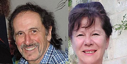 Vos hôtes, Gérard et Denise