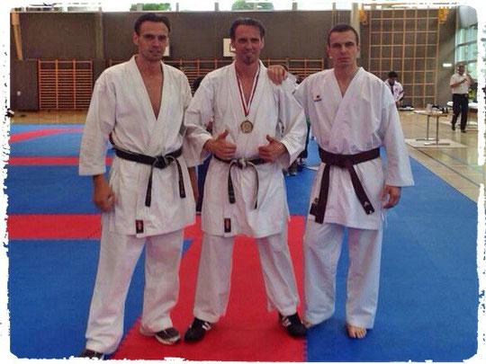 Schweizermeisterschaft Shobu Ippon(Akatsuki Karate 暁空手)