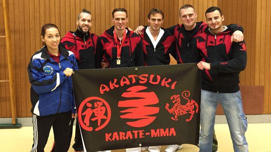 Akatsuki Karate Ippon Shobu Cup Reinach BL