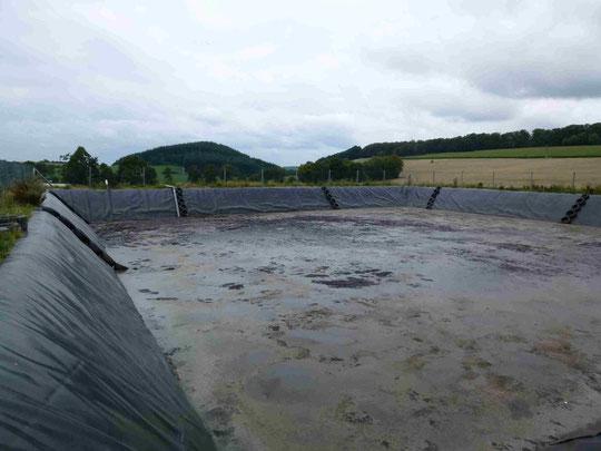 Gülle & Mist Biogas