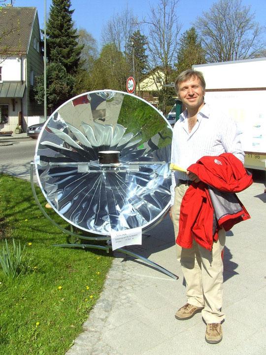 Solaranlagen Anbieter Olching