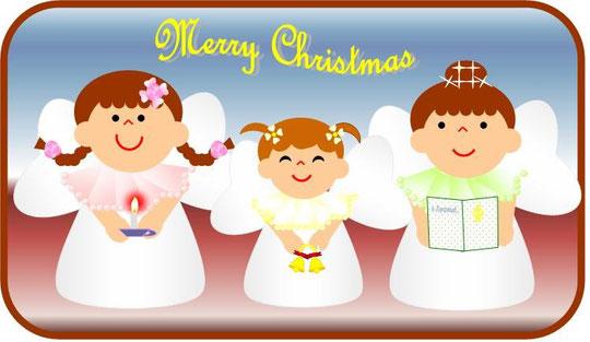 3人の天使
