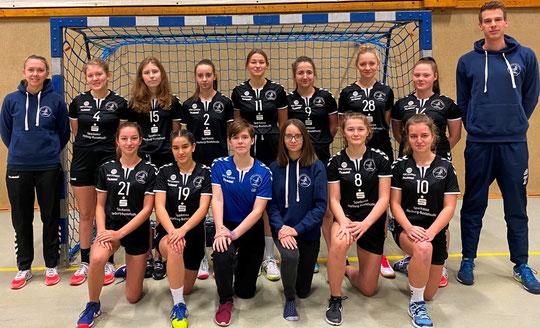Weibliche B-Jugend - Saison 2019/20 - Jahrgang 2003/04