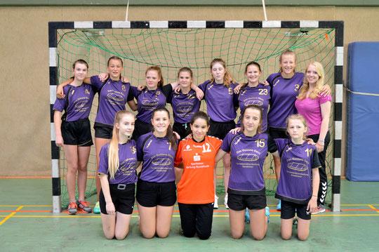 Weibliche C-Jugend - Saison 2016/17 - Jahrgang 2002/03