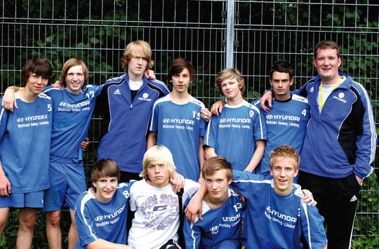 Männliche B-Jugend - Saison 2011/12 - Jahrgang 1995/96