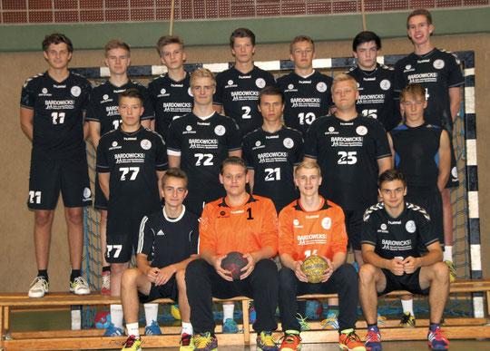 männliche A-Jugend - Saison 2015/16 - Jahrgang 97/98 - Oberliga Vorrunde/Verbandsliga