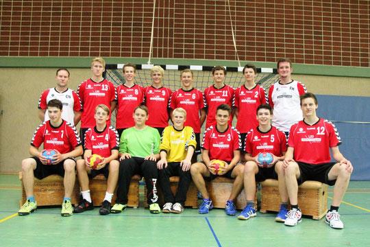 Männliche B-Jugend - Saison 2013/14 - Jahrgang 1997/98