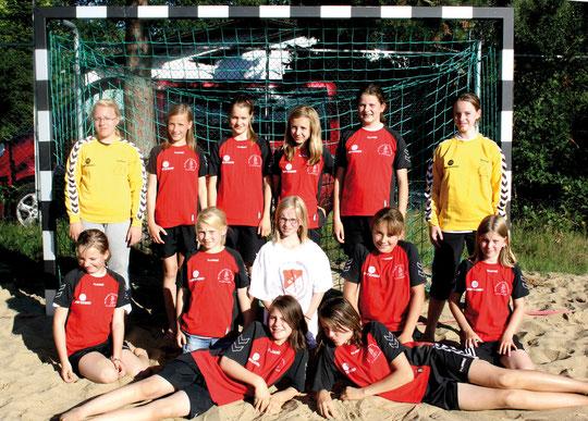Weibliche D-Jugend - Saison 2011/12 - Jahrgang 1999/200
