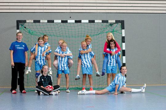Weibliche D-Jugend - Saison 2012/13 - Jahrgang 2000/01