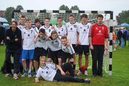 männliche A-Jugend - Saison 2012/13 - Jahrgang 94/95