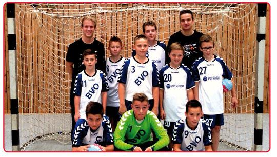 männliche D-Jugend - Saison 2014/15 - Jahrgang 2002/03