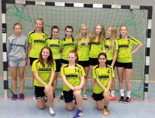 Weibliche C-Jugend - Saison 2015/16- Jahrgang 2001/02